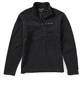 Marmot Drop Line Solid Half-Zip Pullover