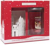 Yankee Candle Winter Village Pillar 2-Pc. Gift Set