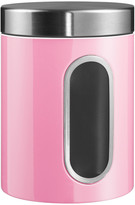 Wesco Kitchen Storage Canister with Window - Pink
