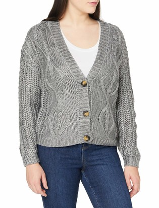 Ichi Women's IHMELIA CA Cardigan Sweater