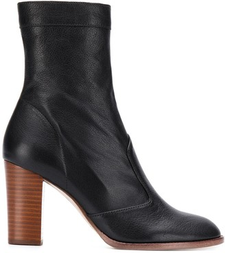 Marc Jacobs Sofia Loves chunky-heel ankle boots