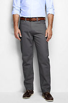 Classic Men's Comfort Waist Colored Jeans - Custom Hemming-Soapstone