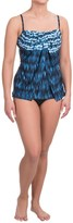 Miraclesuit Indigo Go Jubilee Tankini Top (For Women)