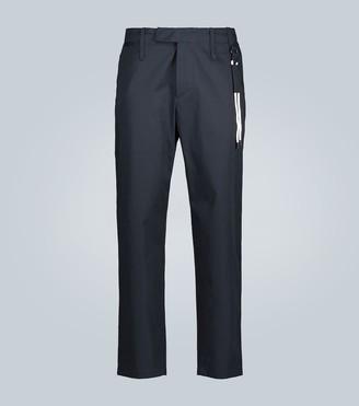 Craig Green Slim-fit cotton-blend uniform pants