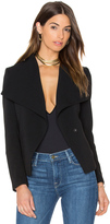 Greylin Manda Oversized Collar Blazer
