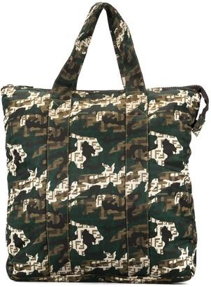 Fendi Pre-Owned Zucchino pattern shopper