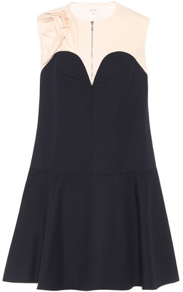 DELPOZO Cotton minidress