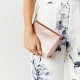 Coast Saira Metallic Shimmer Bag