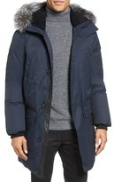 Mackage 'Vaughn' Down Jacket with Genuine Fur and Shearling Trim