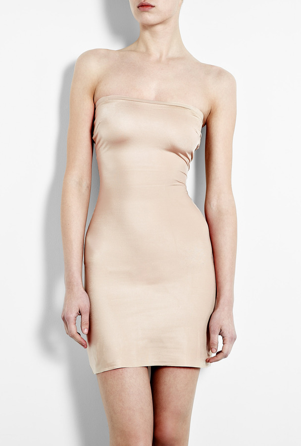 Spanx Nude Convertible Full Slip