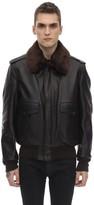 Schott 184 Leather Jacket