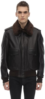 Schott 184 Leather Jacket