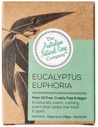 The Australian Natural Soap Company Eucalyptus Euphoria