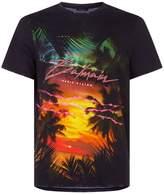 Balmain Tropical Print T-Shirt