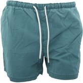Brave Soul Mens Distressed Fabric Swim Shorts (L)