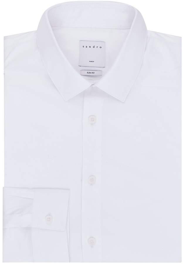 Sandro Cotton Shirt
