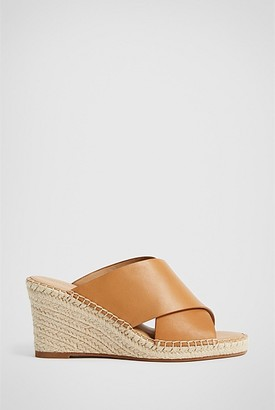 Witchery Ruby Leather Mule
