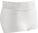 Bali Women's Lacy Skamp Brief (3 Pairs)