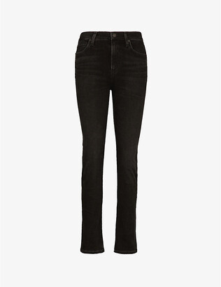 Citizens of Humanity Harlow skinny mid-rise jeans