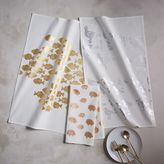 Roar + Rabbit Foil Printed Tea Towels (Set of 3)