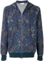 Etro Felpa full zip hoodie