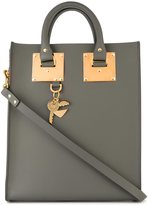 Sophie Hulme mini 'Albion' tote - women - Leather - One Size