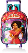 Disney Girls' Elena 12 Rolling Backpack