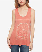 Jessica Simpson Paradise Graphic Tank Top