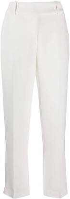 Ermanno Scervino Mid-Rise Straight Trousers