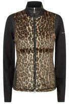 Bogner Leopard Print Grit Jacket