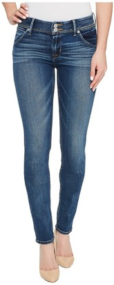 Hudson Women's Collin Midrise Skinny Flap Jean
