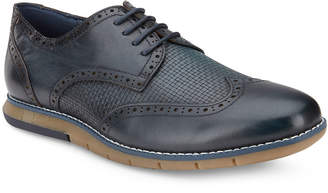 Vintage Foundry Men's Awesome Wing-Tip Derby Shoes