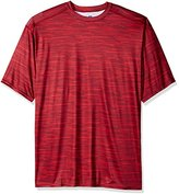 Russell Athletic Men's Big and Tall Dri-Power Performance Printed Shirt