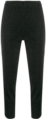 Marco De Vincenzo tailored cropped trousers