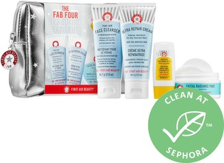 First Aid Beauty The FAB Four