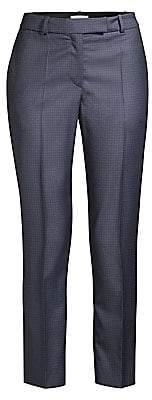 BOSS Women's Trisetella Super Stretch Wool Trousers - Size 0
