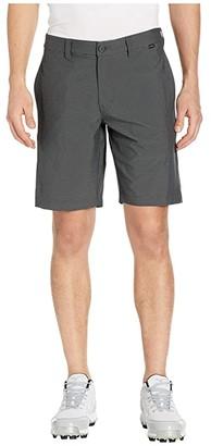 Travis Mathew Carlsbad 9 Shorts (Dark Grey) Men's Shorts