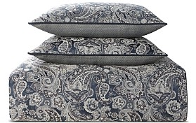 Waterford Danehill Reversible 3-Piece Duvet Cover Set, Queen