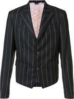 Vivienne Westwood Man pinstriped blazer