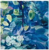 Salvatore Ferragamo Tigers in Tropical Flowers scarf