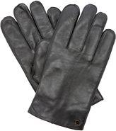 Dune Postalle Stud Detail Leather Glove