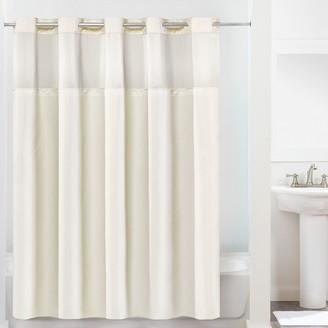 Hookless Chevron Shower Curtain & Liner