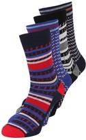 Jack & Jones Jacflash 4 Packs Socks Black