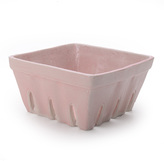 Signature Housewares Pink Berry Bowl