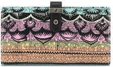 Sakroots Women's Rae Slim Charging Wallet