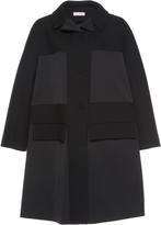 Dice Kayek Long Sleeve Snap Front Coat