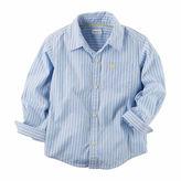 Carter's Boys Button-Front Shirt