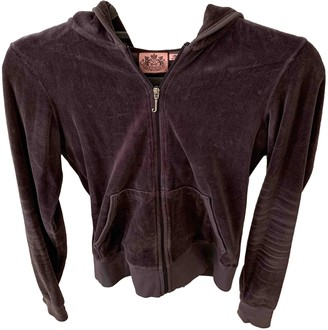 Juicy Couture Grey Cotton Jackets