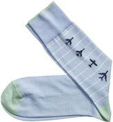 Johnston & Murphy Airplane Socks