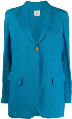 Alysi Classic Tailored Blazer